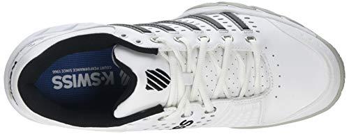 Bigshot Uomo Ks Ltr silver black 30 Tfw Bianco Da K swiss Performance Scarpe Omni white Tennis Light EIqwUPw