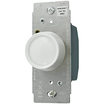 31cDFYA0rZL._SL500_AC_SS350_ leviton 6683 iw trimatron 600w incandescent rotary dimmer, 3 way leviton 6683 wiring diagram at bayanpartner.co