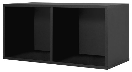 Foremost 327806 Storage System, Large 30-inch, Black