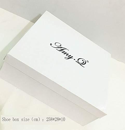 de compensées à en femmes doré bois Shoes pour hauts shoes chaussures grain Sandales talons qRnxEwwgX4