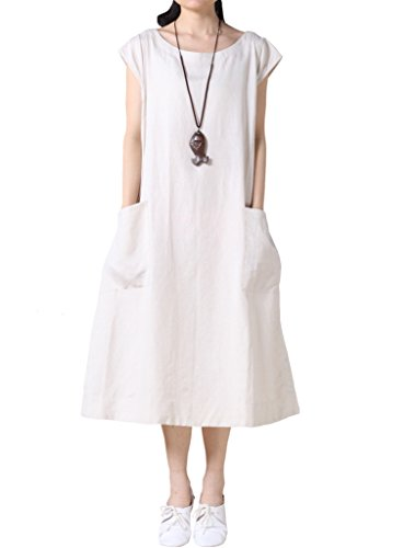MatchLife - Vestido - para mujer Blance