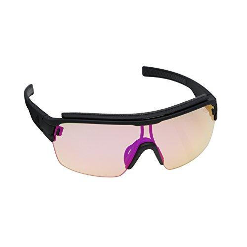 Adidas Eyewear Zonyk Aero Pro MATTE BLACK/LST BRIGHT VARIO PURPLE