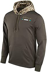 Miami Dolphins NFL Salute to Service Mens STS Therma Hoody