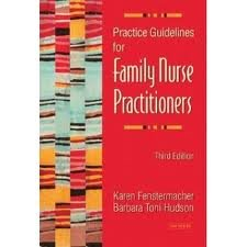 Practice Guidelines for Family Nurse Practitioners 3th (third) edition pdf epub