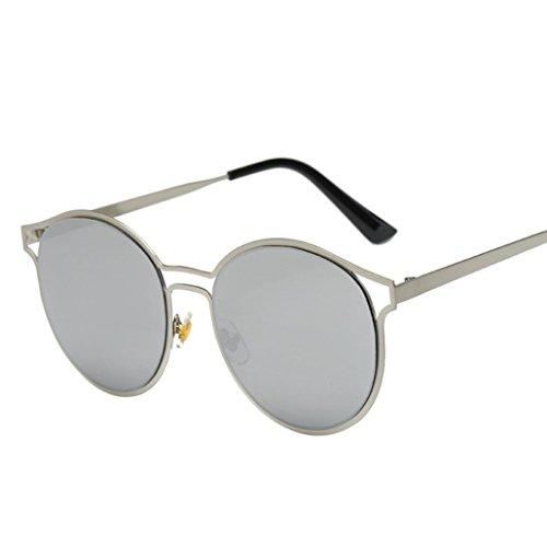 de Aviator VENMO sol Viaje Plateado Gafas Unisex Lente Moda Espejo w10xq0HEr