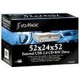 I/OMagic 52x24x52x External USB 2.0 CD-RW Drive from I/O Magic