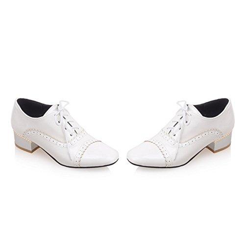 blanco para de vestir Zapatos mujer Adee tw7qXC5x