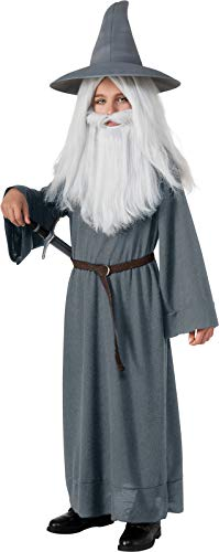 The Hobbit Gandalf The Grey Child Costume -