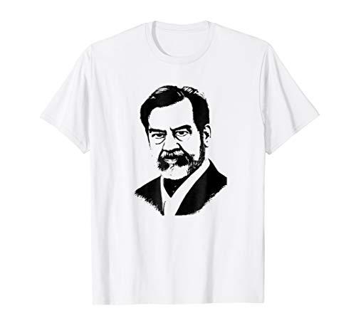 Saddam hussein Lover's T-Shirts]()