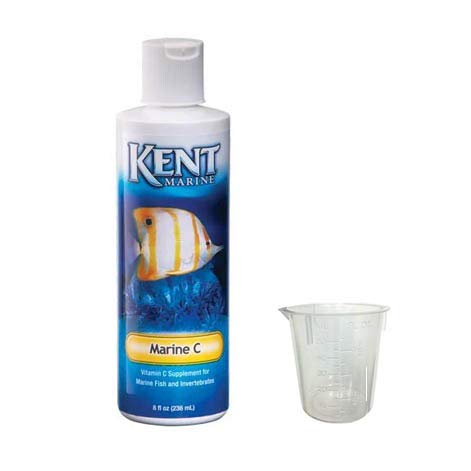 Kent Marine Marine C 8 oz w/ 50 ml Measuring Cup