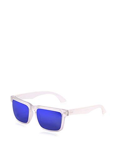 revo de Blanco Color Ocean Sol Blanco Gafas Talla Sunglasses Unisex transparente Blanco única Azul Bomb Agq1R