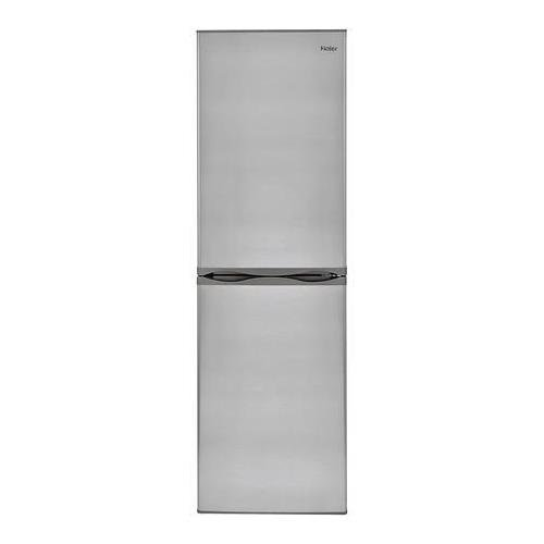 Haier HRB10N2BGS 24″ Bottom Freezer Refrigerator with 10.2 cu. ft. Capacity LED Lighting Adjustable Tempered Glass Shelves and Versatile Freezer Storage in Virtual