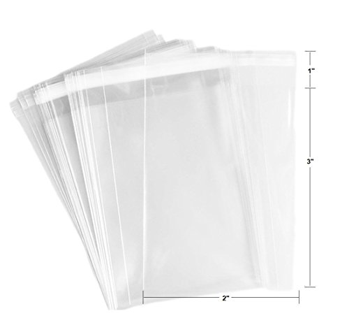 Food Quality Cellophane Bags - 4