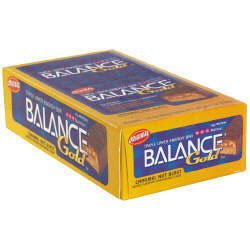 Balance Bar Gold Crunch Chocolate Mint Cookie 15 bars