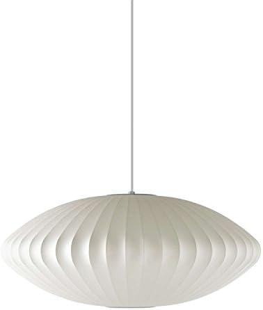 George Nelson Bubble Lamp Saucer Pendant