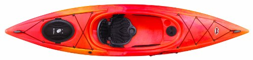 Old Town 10-Feet 6-Inch Dirigo 106 Recreational Kayak (Sunrise), Outdoor Stuffs