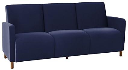 Amazon.com: lesro Ravenna q3401g8csccsr sofá de 3 asientos ...