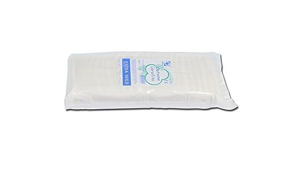 Gima 34832 Pack algodón hidrófilo, 250 g, pack de 20: Amazon.es ...