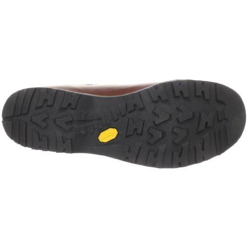 Zamberlan - Botas de cuero para hombre waxed brick