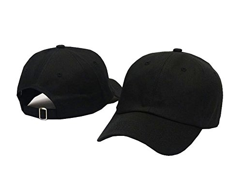 Classical Low Profile Adjustable Strapback Blank 100% Cotton Dad Hats Baseball Caps For Man And Women