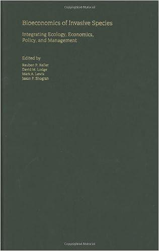 Bioeconomics of Invasive Species: Integrating Ecology,