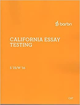 Global Warming Introduction Essay  California Essay Testing Book Barbri  Amazoncom  Books Why Is It Important To Go To College Essay also Interpretative Essay  California Essay Testing Book Barbri   Frankenstein Essay Topics
