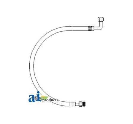 Line (98045C3) (Cond Outlet)
