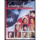 Creating America - History of U S (05) by Garcia, Jesus - Ogle, Donna M - Risinger, C Frederick - Stevo [Hardcover (2005)]