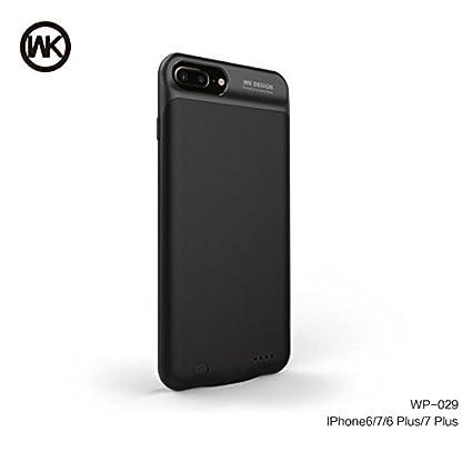 buy online 556e3 08433 WK Saki 2850Mah Power Bank Phone Case For iPhone 6: Amazon.in ...