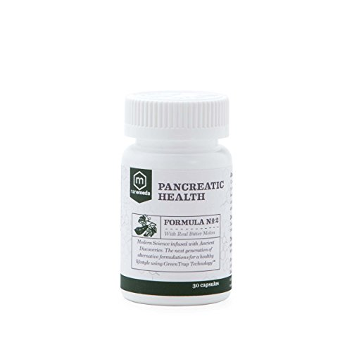 Herbal Ride Pancreatic Health - Ayurvedic Supplement to Maintain Glucose Levels and Increase Insulin Resistance - 30 Capsules