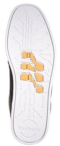 Boxfresh Swich Indigo Tan Mid Uomo Sneaker Stivali