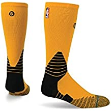 Stance NBA Solid Crew (Yellow, Large 9-12)
