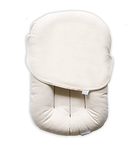 Snuggle Patented Sensory Lounger for Baby