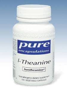 Pure Encapsulations - L-Theanine 200 mg 120 vcaps [Health and Beauty]