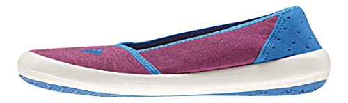 adidas Women's Boat Slip-on Sleek Sneakers Multicolour Size: 3.5 oPriqwAdr