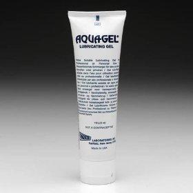 Parker labs Aquagel Lubricating gel 142 gram (5 oz) 12 Tubes