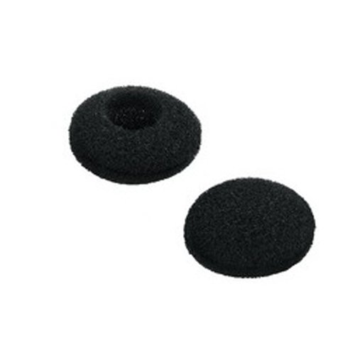 26 PACK Replacement Earphone Black Earpads for Sennheiser MX Model Earbuds - Will Fit Most Headphone Foam Ear Pad Cushion Covers From Gadget Zoo