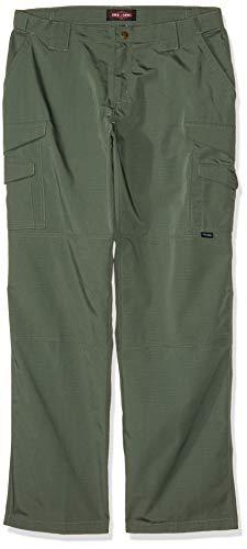 Tru-Spec Women's 24-7 Tactical Pants, Olive Drab, W: 4 Large: 32