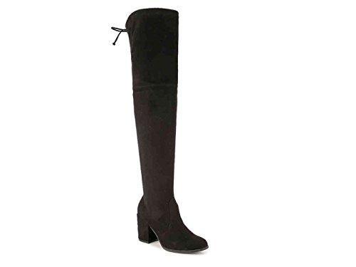 Toe Black High Knee Womens Boots Fashion Dedrii Unisa Closed 8xHtq4aPn