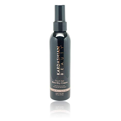 Kardashian Beauty Smooth Styler Blow Dry Cream, 6 Fluid Ounce