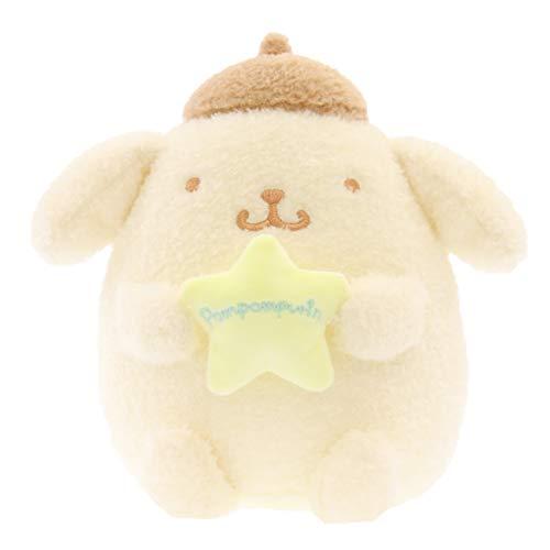 Pom Pom Purin Fluffy Pastel bore Phosphorescent Stuffed Toy Plush S Size