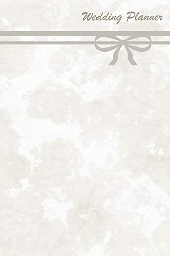 Wedding Planner: Wedding planner organizer journal notebook por JuliaAtkinson,Allie Atkinson
