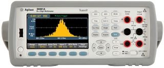 AGILENT TECHNOLOGIES 34461A DIGITAL MULTIMETER, AUTO/MANUAL, (Agilent Digital Multimeter)