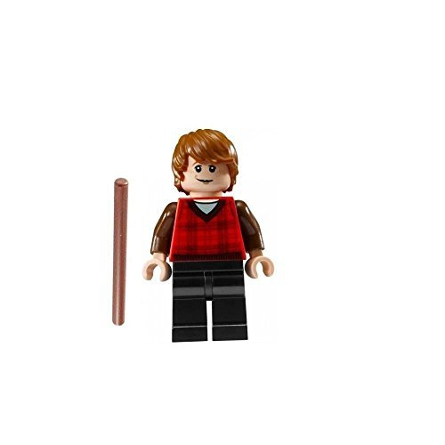 Picture of a LEGO Harry Potter Minifigure Ron 637769177638