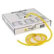 DSS Thera-Band Professional Resistance Tubing (Level 1 Yellow 25 ft.)