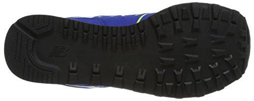 Blue WL574NEB Scarpe Uomo Balance sportive New 40FzXPn