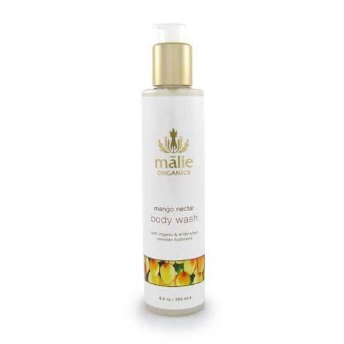 Malie Wash Kauai biologique pour le corps - Nectar de mangue