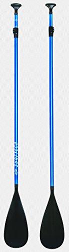 Surftech Janitor 2-Piece Aluminum Adjustable Stand Up Paddle Baord Paddle | Adjustable 70''-86'' by Surftech