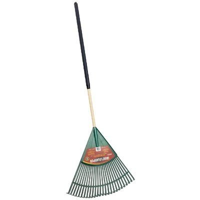 Jackson Professional Tools 027-1925000 Not Available Lawn 24&Quot Comfort Plus Poly (Poly Lawn Rake)