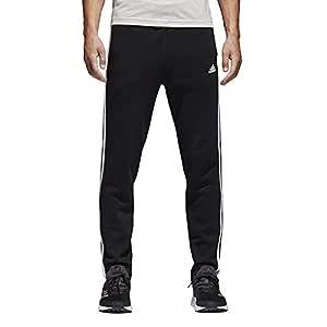 adidas Mens Training Climacore 3 Stripe Pants (Medium, Black ...